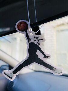 Gary The GOAT Basketball Air Freshener - Vanilla Michael Jordan