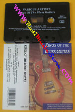 MC COMPILATION KINGS OF THE BLUES GUITAR 1993 Eric Clapton Buddy Guy  no cd lp