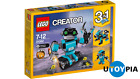 LEGO CREATOR 31062 - Robo Explorer [3 IN 1 MODEL WITH LIGHT BRICK]