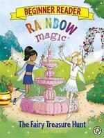 The Fairy Treasure Hunt: Book 4 (Rainbow Magic Beginner Reader), Meadows, Daisy