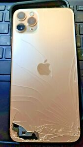 Apple iPhone 11 Pro Max - 256GB - Gold (Unlocked) A2161