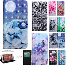 For Huawei Honor 7X 8X 7S Luxury Flip Leather Book Wallet Phone Case Cover
