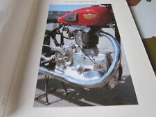 Motorrad Archiv Rennmodelle 2210 Gilera Saturno 1945 Procuction Racer