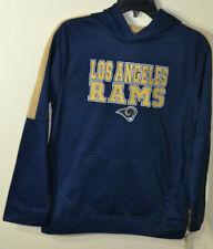 Los Angeles Rams Hoodie Sweatshirt Boys L(12/14) NWT