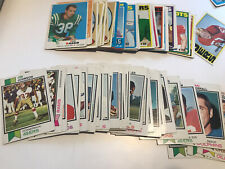 1970's Football Card UPick (25 Picks) You Pick Finish Your Builder Lot!