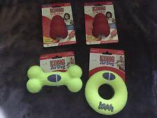 Kong Dog Toy Bundle - Med. - 4pc.