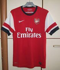 Arsenal 2012-2014 Home football shirt jersey Nike size S