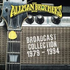 THE ALLMAN BROTHERS BAND-BROADCAST COLLECTION 1979-1994- 8CD BOX SET NEW