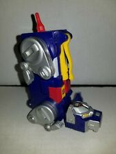 WEP 1998 VOLTRON BLUE LION W/Pull Back Function/Launching Missile tested/works