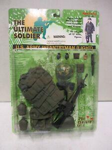 1997 21st Century Toys Ultimate Soldier US Army Infantryman (Light) Uniform