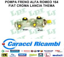 POMPA FRENO FIAT CROMA LANCIA THEMA ALFA ROMEO 164 9939672 LPR 1810