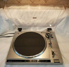 Hitachi HT-2 Direct Drive Stereo Turntable w RXP3 Cartridge & N-92F Stylus