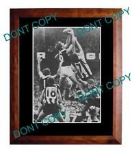BOB MURRAY St KILDA FC 1966 GRAND FINAL A3 SPECKY PRINT