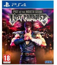 FIST OF THE NORTH STAR LOST PARADISE - KENSHIRO EDITION PS4 ITALIANO LIMITED KEN