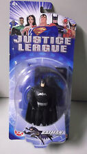 BATMAN Justice Leauge 2000 mattel Black action figure DC Comics