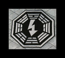 """LOST Dharma Initiative Embroidered patch """"Electrical"""""""