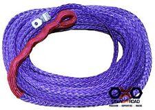 Australian made 10mm x 30M winch rope purple
