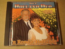 CD / HET HOLLAND DUO - 'N RONDJE HOLLANDS
