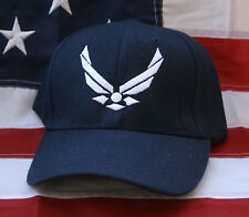 US AIR FORCE NEW LOGO HAT WOWAFH AFB GRADUATION PROMOTION BOOT CAMP BASIC GIFT