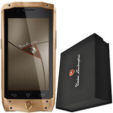 BNIB Tonino Lamborghini Antares 32GB Rose Gold Dual-SIM Factory Unlocked 3G GSM