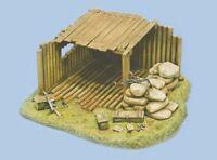 Command Post Plástico Kit 1 :3 5 Modelo Italeri