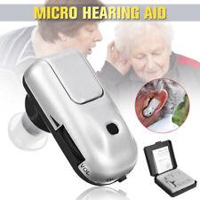 Mini Micro Adjustable Tone In Ear Digital Hearing Aids Sound Voice Amplifier