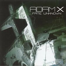 ADAM X Fate Unknown LIMITED EDITION 2CD 2005