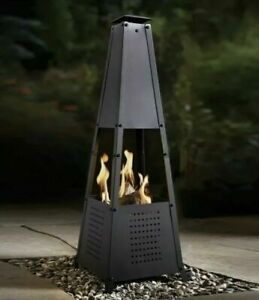 Patio Heater Chiminea Garden Chimenea Outdoor Large Fire Pit NEW