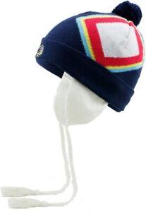 Adidas Originals Carlo Gruber Retro Winter Pompom Knitted Cap Women Children