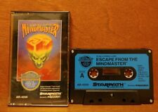 G125 Escape Mindmaster Atari 2600 Supercharger Arcadia Starpath Video Game