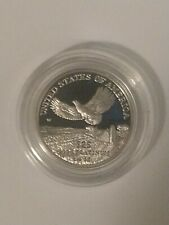 2000 W 1/4 oz $25 .9995 Fine Platinum American Eagle Proof Coin Brand New