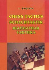 Schach, Schachbuch, I. Shmirin, Schachtaktik Bd. 1, 1341 Taktikaufgaben