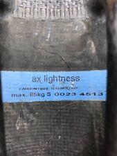 Fahrradsattel ax-lightness 85kg Carbon Rennrad, MTB 66g