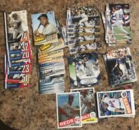 100+ Card 2020 Topps Update Insert Lot, Ronald Acuna Jr, Jeter, Griffey, Mays