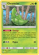 Pokemon - Chrysacier - Reverse - SL10 - 3/214  - VF Français