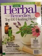 HERBAL REMEDIES TOP 100 HEALING HERBS