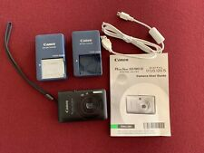 Canon PowerShot Digital IXUS 100 IS Digital ELPH SD780 IS12.1MP