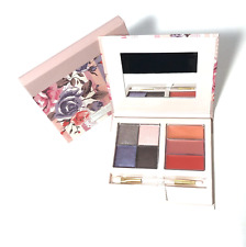 MARY KAY~INTO THE GARDEN COLOR COMPACT~LOT OF 2~LIMITED ED~4 EYE & 3 LIP COLORS!