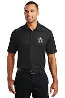 Desert Storm Veteran Embroidered Ribbon Performance Golf Polo