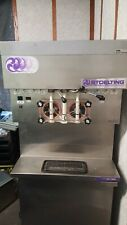 Stoetling 2 Flavor with mix Standing Ice Cream soft Serve Machine model 431 38