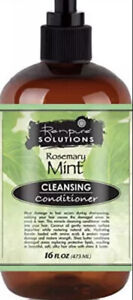 RENPURE Renpure solutions cleansing conditioner, rosemary mint, 16 fluid ounce