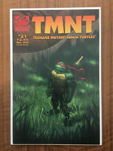 TMNT Teenage Mutant Ninja Turtles #21 ( Mirage Volume 4 2005 ) Low Print VF