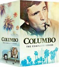 Columbo Complete TV Series DVD Box Set Season 1-7 ~ Brand New