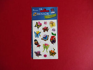 Avery Creative Z Design – Butterfly and Flower Stickers