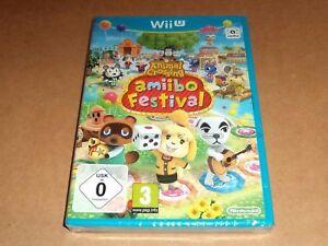 Animal Crossing : Amiibo Festival  para Nintendo Wii U ,a estrenar, Pal