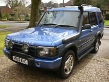 LAND ROVER DISCOVERY ES TD5 MANUAL 7 SEATER