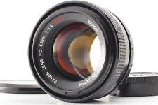 [Near MINT] Canon FD 55mm f1.2 S.S.C SSC MF Standard Lens From JAPAN