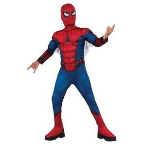 Neuf Marvel Spiderman Enfant Divers Tailles
