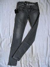 Dr Denim Jeans Femmes Stretch Denim Tube w25/l34 extra Low Waist Slim Fit Tube