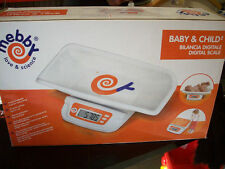 Bilancia elettronica digitale Mebby Love and Science Baby and Child 2